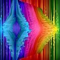 Techno Digital Vibrations by Angelina Tamez