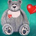 Teddy Bear Eli by Caroline Street