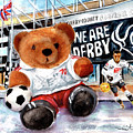 Teddy Bear Ince by Miki De Goodaboom