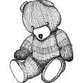 Teddy Bear by Karl Addison
