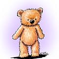 Teddy Bear by Kim Niles