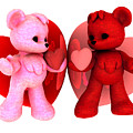 Teddy Bearz Valentine by Alexander Butler