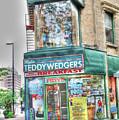 Teddywedgers by David Bearden