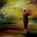 Tee Off by Melissa Wiater Chaney