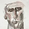 Teen Boy's Portrait by Sheri Buchheit