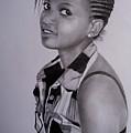 Teenage Beauty by Guy B Rapsy