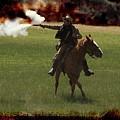 Tejano Cavalry by Kim Henderson