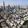 Tel Aviv And Ramat Gan Israel by Dragonfly