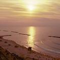 Tel Aviv Beach Morning by Gail Kent