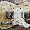 Telecaster Guitar Fantasy by Mal Bray