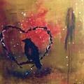 Telltale Heart by Mary Papageorgiou