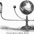 Tellurian Globe by Granger