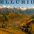 Telluride Colorado by David Lee Thompson
