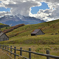 Telluride Countryside by Ray Mathis