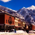 Telluride For The Holiday by Mountain Dreams