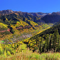 Telluride In Autumn - Colorful Colorado - Landscape by Jason Politte