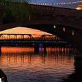 Tempe Bridges by Dawn Crichton