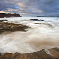 Tempestuous Sea by Mike  Dawson