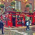 Temple Bar 0554 by Jack Schultz