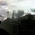 Temple Behinde The Gates by Elizabeth Jeffries
