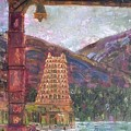 Temple by Bindu Bajaj