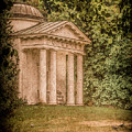 Kew Gardens, England - Temple Of Bellona by Mark Forte