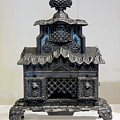 Temple Parlor Stove by Dave Mills
