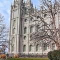 Temple Walk by Buck Buchanan