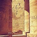 Temples Of Karnak  by Jaroslav Frank