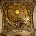 Templo Expiatorio A Cristo Rey - Mexico City II by Totto Ponce