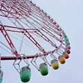 Tempozan Ferris Wheel by Minhee Park