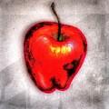 Temptation Apple by Martin Desmarais