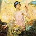 Tempting Sweets 1924 by Reid Robert Lewis