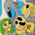 Tempvs Fvgit Mater by Don Pedro DE GRACIA