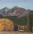 Ten Mile Autumn by Drew Gibson
