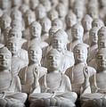 Ten Thousand Buddhas by Patricia Bolgosano