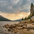 Tenaya Lake - Yosemite by Kristia Adams