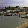 Tenby Harbour by Tony Murtagh
