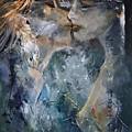 Tender Kiss by Pol Ledent