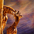 Tenderness Painted by Judy Vincent