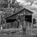 Tennessee Barn by Jack Peterson