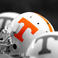 Tennessee Football Helmets by University of Tennessee Athletics