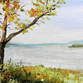 Tennessee River In The Fall by Kimberly Daniel