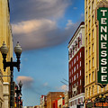 Tennessee Theatre by Steven Michael