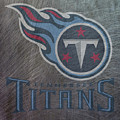 Tennessee Titans Translucent Steel by Movie Poster Prints