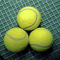 Tennis Anyone by Sally Weigand