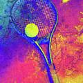 Tennis Art Version 1 by Takumi Park