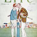 Tennis Court Romance, 1925 by Granger
