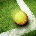 Tennis Point by Giordano Aita