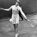Tennis Star Katherine Stammers by Underwood Archives